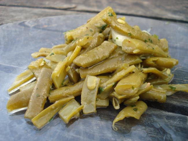 Grüne Bohnen: So wird ein leckerer Salat daraus!