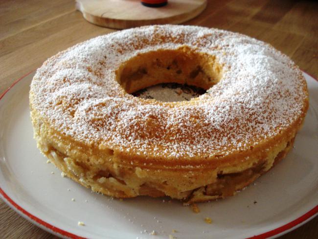 Apfelkuchen ohne Backpuler: Locker, saftig und sehr beliebt