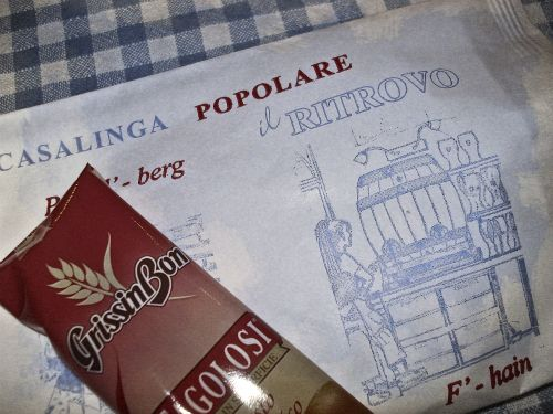 Il Ritrovo: Panteon Rococo und Agnostic Front können in Punkto Pizza nicht irren!