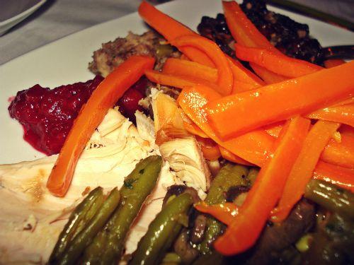 Begründung einer Thanksgiving-Tradition: Wir hatten ein Trutschwein im Ofen