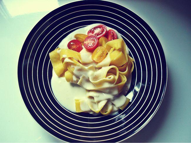 Gorgonzolasauce: Italienisch, cremig und ohne Spinat