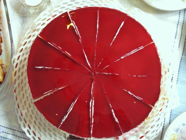 Schneewittchentorte: Die fruchtige Quark-Sahne-Torte