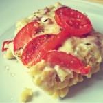 makkaroni-käse-garnelen-auflauf