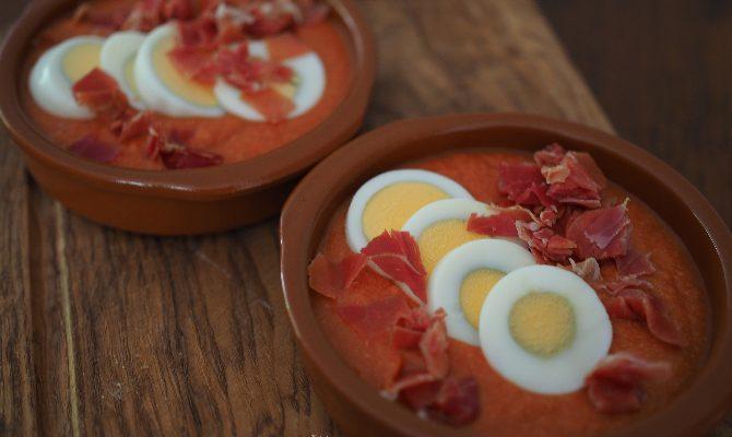 Salmorejo: Die kalte Tomatensuppe aus Andalusien