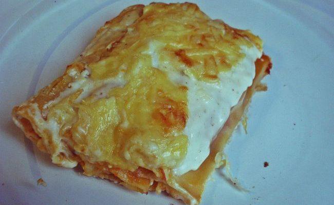 Kürbis und Chorizo? Die perfekte Füllung für Cannelloni