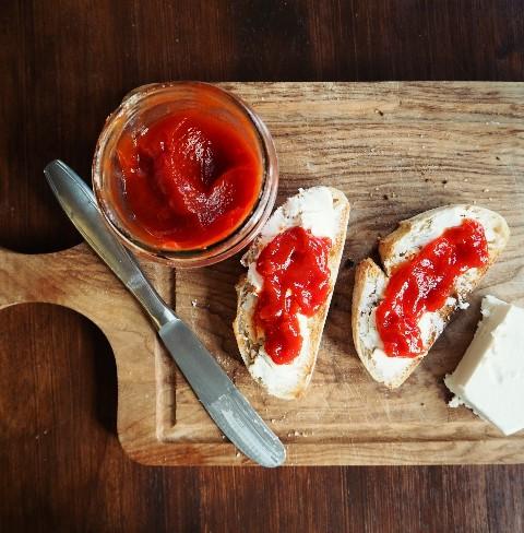 Tomatenmarmelade-tapas-spanisch-kochen
