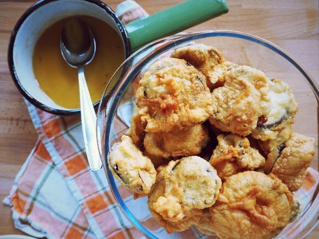Andalusien lässt grüßen: Gebackene Aubergine mit Honig