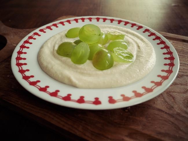 Mandelcreme: Rezept für einen köstlichen Dip aus Andalusien
