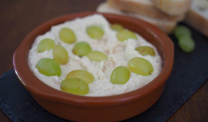 Santa Almendra! Rezept für eine Mandelcreme