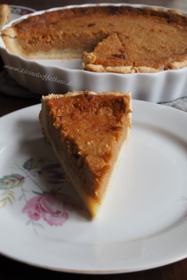 Süßkartoffel-Pie: Soulfood an Thanksgiving