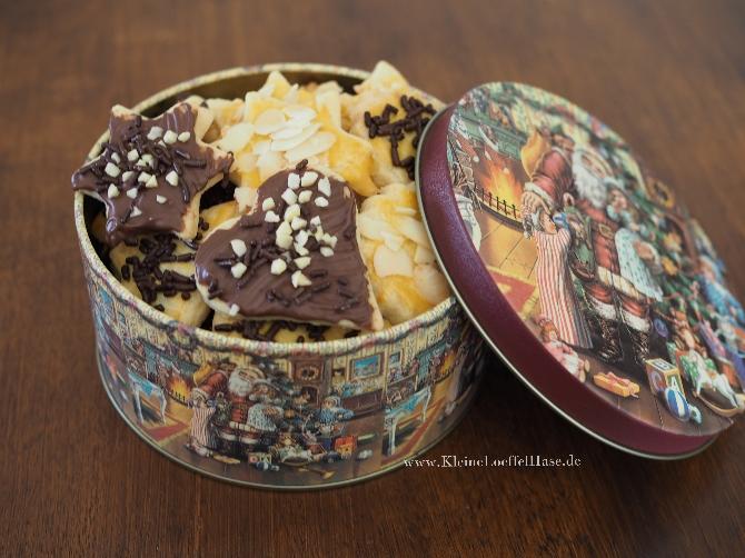 Butterplätzchen: Omas Rezept für große und kleine Kinder