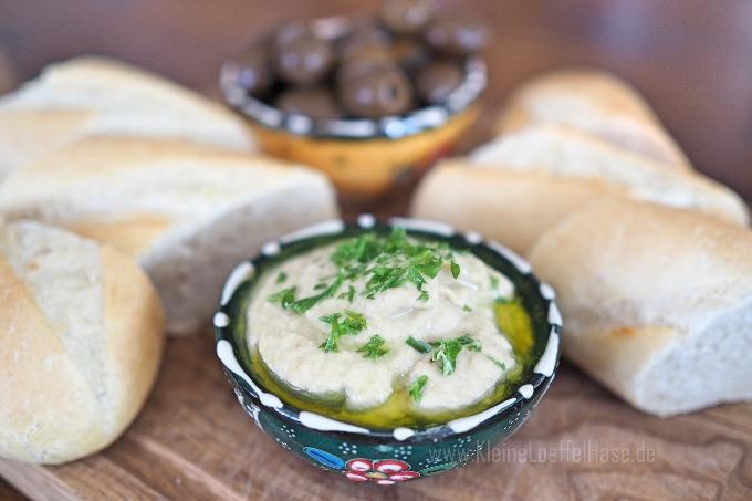 Baba Ghanoush: Ein Rezept aus der Levante-Küche