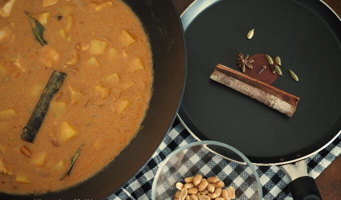 Wärmendes Massaman Curry: Rezept mit Hühnchen